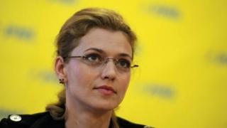 Alina Gorghiu, audiată într-un dosar al lui Mihail Vlasov