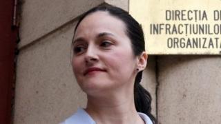 Alina Bica dezminte că a fugit în Costa Rica