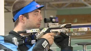 Alin Moldoveanu a ratat calificarea în finala la tir - proba de puşcă 10 metri