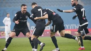 Al patrulea meci consecutiv fără eșec pentru Viitorul Constanța. Mircea Rednic: Normal că i-am certat la pauză