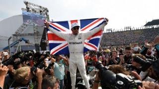 Al patrulea titlu mondial pentru Lewis Hamilton