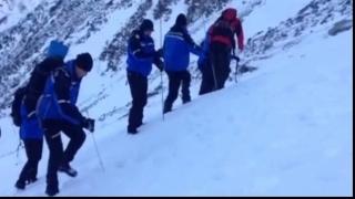 Alpiniştii dispăruți de aproape trei zile în Retezat au fot găsiţi