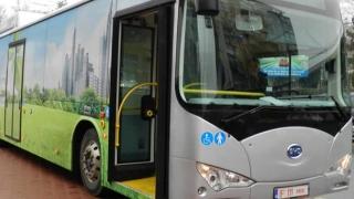 Alte autobuze vin la RATC, de această dată, unele electrice