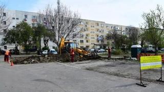 Alte noi locuri de parcare in cartierul Inel II
