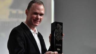"""Al treilea trofeu """"Velo d'Or"""" din cariera lui Chris Froome"""