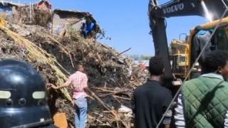 113 morți în Etiopia, în urma alunecării unui morman de gunoi
