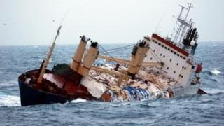 Ambarcațiunea cu migranți naufragiată în Marea Neagră se îndrepta către România