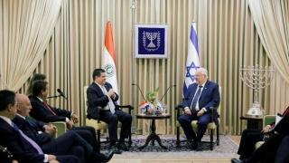 Ambasada Paraguayului, mutată la Ierusalim