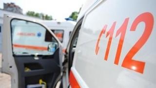 Accident rutier cu o victimă inconștientă, în județul Constanța