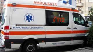 Pieton accidentat la intersecția străzilor Baba Novac și Răsuri