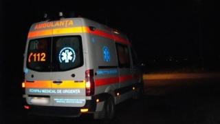 Accident violent, cu două persoane rănite, la Eforie Sud