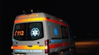 Accident grav în Eforie Sud! Două persoane sunt în stare gravă!