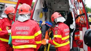 Doi copii, răniți într-un accident cu patru victime lângă Murfatlar