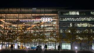 Audi, amendată cu 800 milioane euro