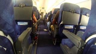 Amenințare cu bombă la bordul unui avion cu 225 de pasageri