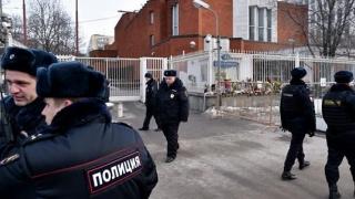 Ameninţare cu bombă la Moscova! Mii de evacuaţi