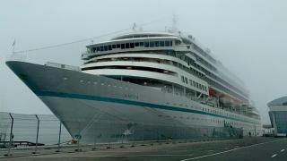Nava de pasageri AMERA închide sezonul de croaziere din Portul Constanța