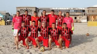 Amicale cu Grecia pentru naționala de fotbal pe plajă a României