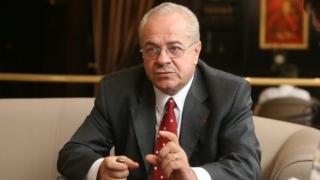 Fostul director general al Dacia Constanitin Stroe a murit