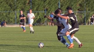 Şase goluri marcate în amicalul FC Viitorul - CS Medgidia
