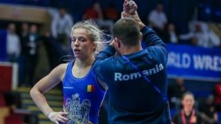 Andreea Ana, din Mangalia, medalie de bronz la CM de lupte U23