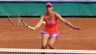 Ana Bogdan continuă şi la simplu la Bogota