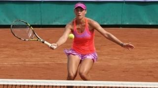 Ana Bogdan s-a accidentat şi nu a putut încheia meciul din sferturi