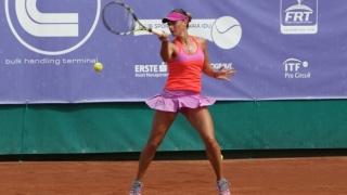 Înfrângeri pentru Ana Bogdan, Buzărnescu și Bara
