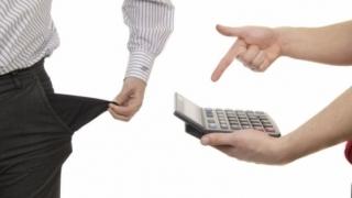 ANAF propune ca popririle să se facă în limita sumelor datorate. Niciun leu peste