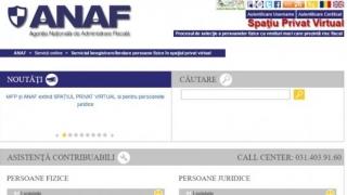 Plata taxelor ANAF prin CEC Bank, scutită de comision dacă ești înscris în SPV