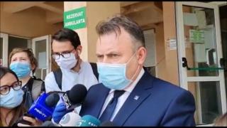 """Analiza ministrului Sănătăţii după prima zi de libertate: """"Ar fi păcat să anihilăm această evoluţie bună"""" / Reacţia lui Nelu Tătaru după protestul din Piaţa Victoriei"""