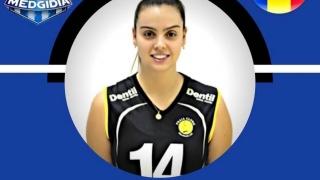 Coordonatoare de joc din Brazilia la CS Medgidia