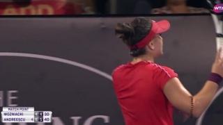 Daneza Caroline Wozniacki, eliminată în optimi la Auckland