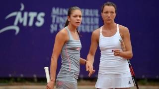Perechea Andreea Mitu/Patricia Țig s-a calificat în semifinale la turneul de la Shenzhen