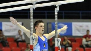 Andrei Muntean, locul 9 la individual compus în Olanda