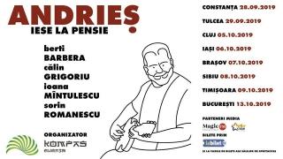 Andrieș - Iese la pensie