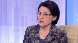 Andronescu: După decizia legată de notele profesorilor mi s-a cerut să schimb ordinul de ministru