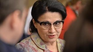 Andronescu, dată afară din PSD după ce a cerut demisia lui Dragnea?
