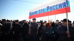 Trump acuză Administraţia Obama că a permis anexarea Crimeei de către Rusia