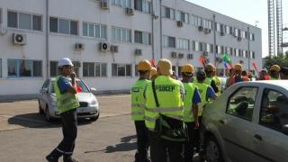 Angajați din Portul Constanța au intrat în grevă generală