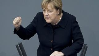 Angela Merkel, apel la europeni să respecte angajamentele cu privire la refugiați
