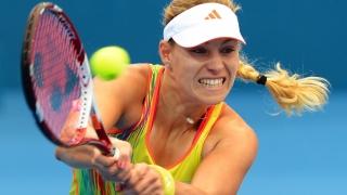 Angelique Kerber a fost eliminată în optimi la Indian Wells
