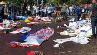 Bilanţul atentatului comis la Ankara este de cel puţin 18 morţi