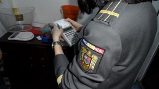 Antifrauda a dat foc la casa evazionistă... de marcat