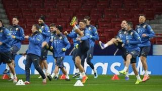 România va înfrunta Spania, cu gândul la baraj