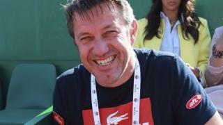 Ce spune despre Simona Halep noul ei antrenor, Thierry Van Cleemput