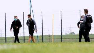 Fotbaliştii Viitorului au reluat antrenamentele