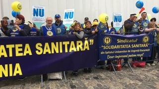 GREVĂ GENERALĂ în sistemul sanitar?! Angajaţii ameninţă cu proteste