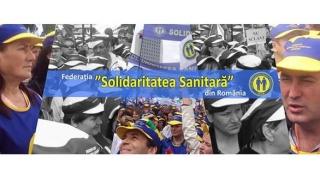Solidaritatea Sanitară anunță PROTESTE!