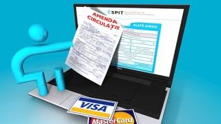 Anunț important de la SPIT, despre plata amenzilor